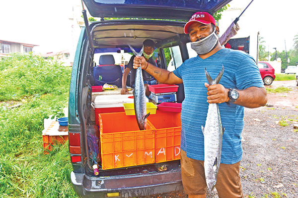 Turning crisis into an opportunity Goa's young and new fish sellers lead the way