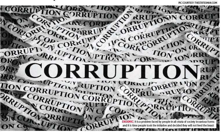 Every Goan should be Lokayukta, for corruption to end