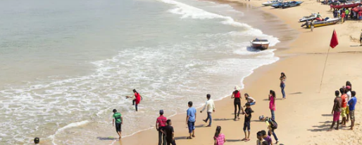 Destination Goa attracting tourists with criminal tendencies?