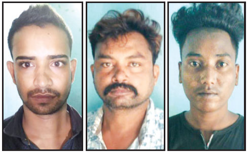 Three Bihar natives held in  Margao jeweller murder case