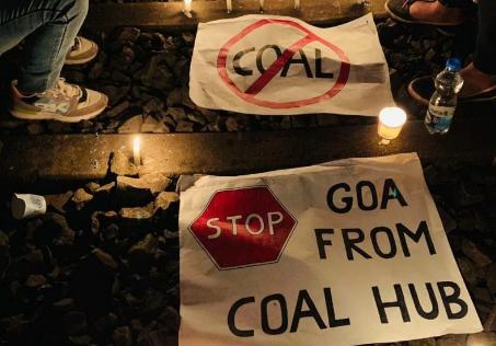 Is anybody listening to Goa?