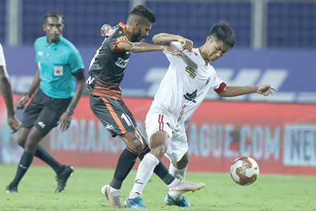 FC Goa earn a point, but yet to taste win