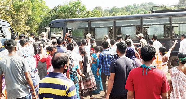 Despite protests, land for IIT demarcated at Shel-Melauli