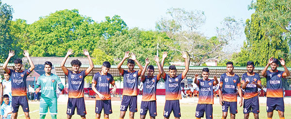FC Goa: A team with exceptional talent