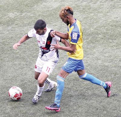 Anil stars in Vasco SC win over Guardian Angel SC