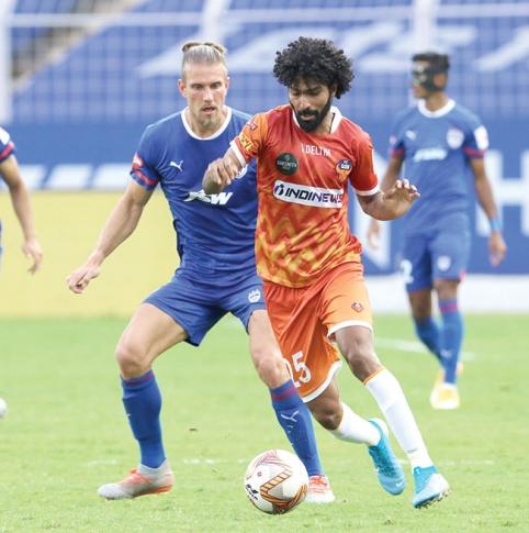 FC Goa send BFC packing