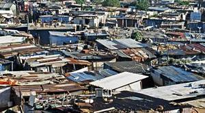 Illegal shanties  increase in Pajifond