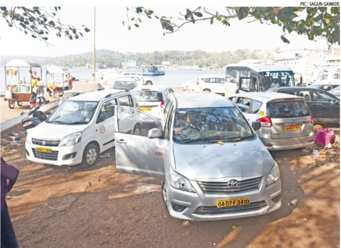 Tourist cabbies have to coexist with app based taxis in Goa, say tourism captains