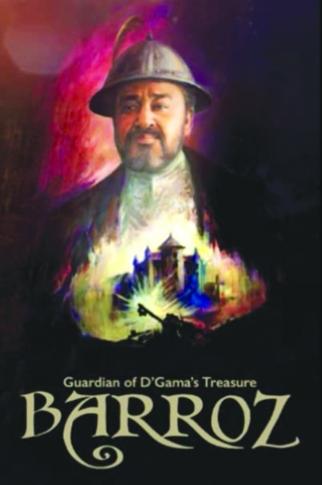 Mollywood's biggest superstar set to.make blockbuster on Vasco da Gama's 'lost treasure'