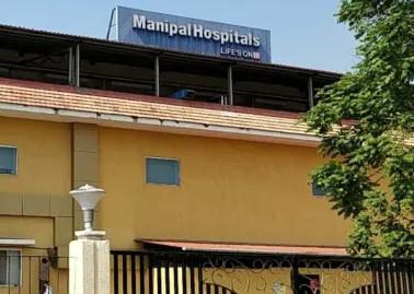 Vaccination at Manipal Hospital