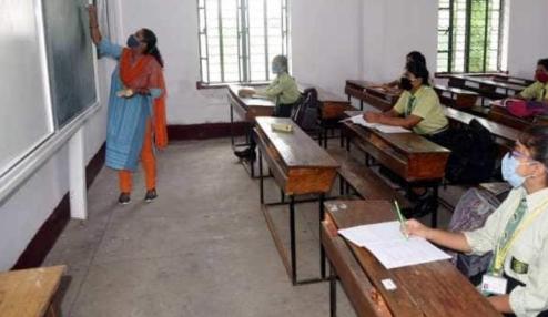 Education Ministry settles on exam centric assessment for online schooling in 2021-22