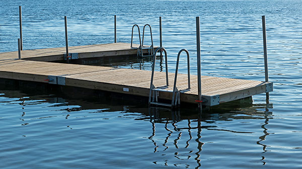 Siolim VP wants  jetty removed  in seven days