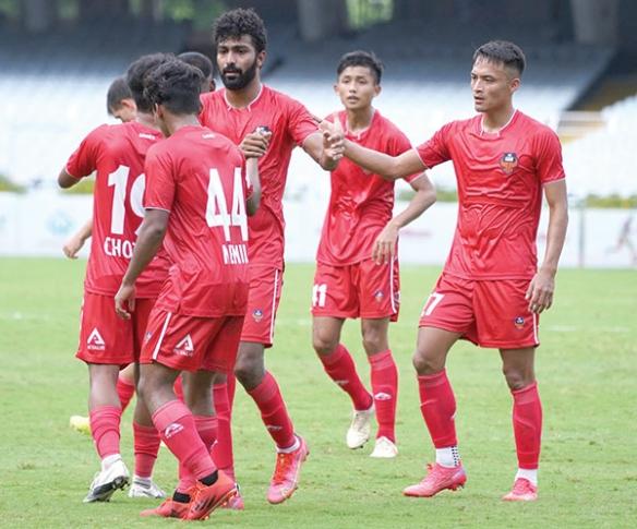 FC Goa book place in Durand Cup quarters