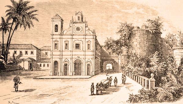 Fragmentos da história de Goa que não aprendemos