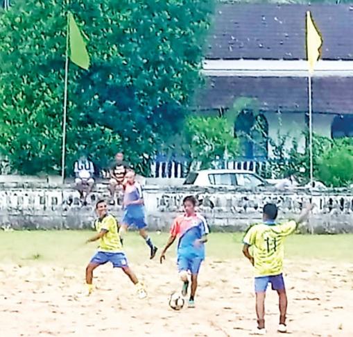 Goa Velha Veterans prevail