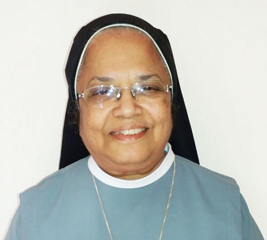 Goan nun elected head of international congregation