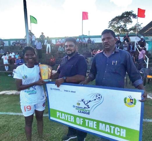 Sushmita brace helps FC Goa down CFC