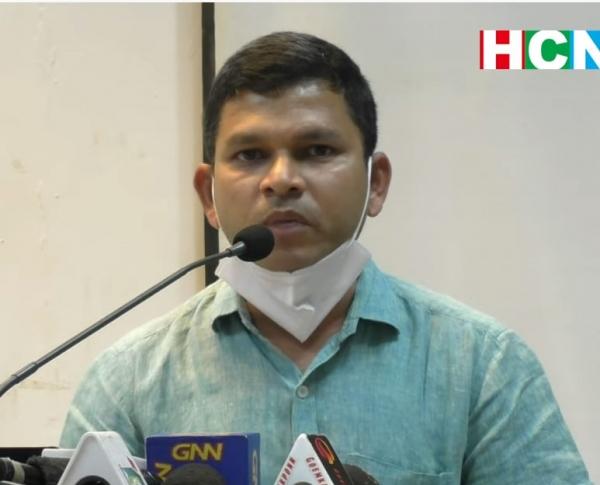 Didi's Goa chorus grows louder. Sanguem MLA Gaonkar sings TMC tune, pledges support to party